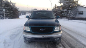2000 Ford F-150 3/4 Ton New Motor+Trans *Video*