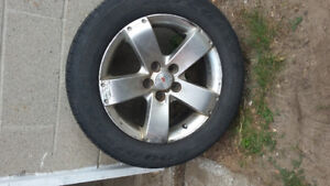 17 inch rims for sale Gm