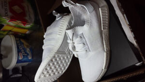 Bnib adidas nmd Japan white sz 9