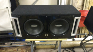 Mix and match subwoofer sale