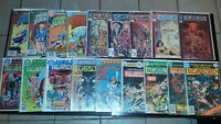 For Sale: Lot of DC's Warlord Comic Books