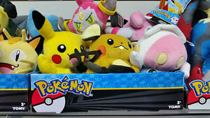 Officially Licensed Pokemon Plush Toys Now Available @ Breakaway