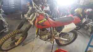 Xr250 parts bike or project