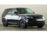 2015 Land Rover Range Rover Sport 4.4 SDV8 Autobiography Dynamic 5dr Auto FourBy