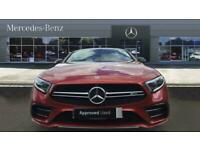 2018 Mercedes-Benz CLS COUPE CLS 53 4Matic+ 4dr TCT Petrol Saloon Auto Saloon Pe