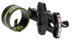 HHA Optimizer Lite XL-5010 Single Pin Compound Bow Sight