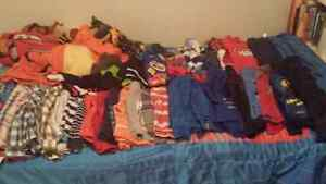 Boys size 4 clothing.