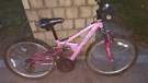 Apollo FS24 girls bike bicycle