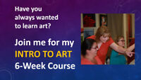 Intro to Art Course
