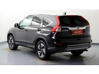 2017 Honda CR-V 1.6 i-DTEC EX Diesel black Automatic