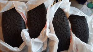 Winter tires 195/65/R15