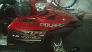 Polaris 700 touring 2006