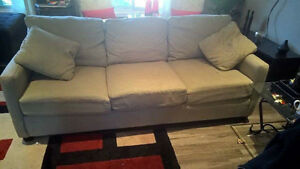 Chesterfield Custom-Made Couch