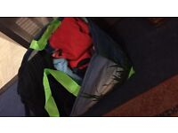 Bag full of boys clothes 4/5/6