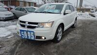 2009 Dodge Journey AWD sxt 6000$