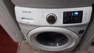 Samsung washer drier set