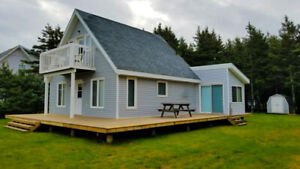 Little Blue Cottage   |   Thunder Cove Beach