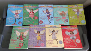 Various Rainbow Magic Books- Various prices