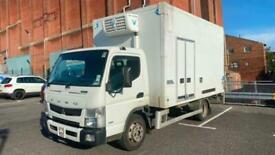 2015 Mitsubishi Canter 7C15 - 7.5 Ton Refrigerator / Fridge ***AUTO - ✅NO VAT