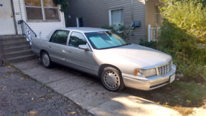 (289) 975-4209  1999 50 year Anniversary  CADILLAC DEVILE