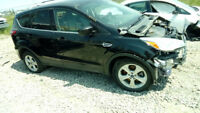 Ford 2014 Escape SE 4Dr 4WD Wagon for Parts Only