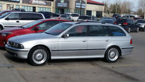 BMW E39 TOURING VERY RARE AND VERY NICE