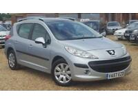 Peugeot 207 SW 1.6HDi 90 ( a/c ) - ESTATE - PX - SWAP - DELIVERY
