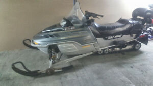 Skidoo Grand Touring 500 2001 Excellente Condition