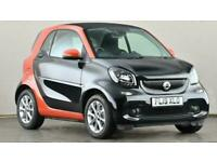 2019 smart fortwo coupe 1.0 Passion 2dr Auto Small petrol Automatic