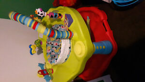 baby exersaucer for sale!!
