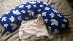 Jolly Jumper nursing pillow