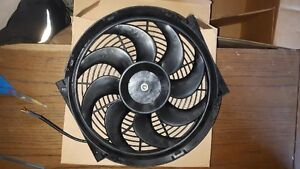 Hydraulic Oil Cooler Fan/Motor Assembly Kitchener / Waterloo Kitchener Area image 2