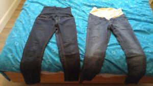 Pantalons de maternité médium de marque Thyme.