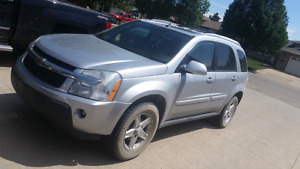 2006 chevy equinox fully loaded