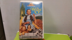 Wizard of OZ vhs.