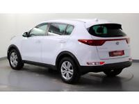 2016 Kia Sportage 1.6 GDi 2 Petrol white Manual