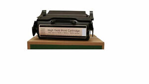 Lexmark T650, T652, T654, T656, High Yield, 25K, COMP Cartridge