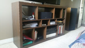 Book Case, Shelving unit or Entertainment Unit