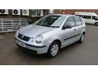 2004 Volkswagen Polo 1.4 S 5dr (a/c)