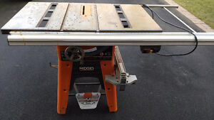 Ridgid TS3660 TABLE SAW