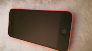 Iphone 5C Pink 16gb Virgin/Bell Network