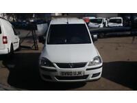 2010 / 60 PLATE Vauxhall Combo 1.3 CDTi 16v 1700 SE Panel Van 3dr