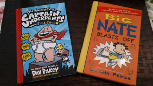 Captain Underpants & Big Nate