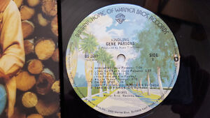 GENE PARSONS - KINDLING - Vinyl LP Peterborough Peterborough Area image 4
