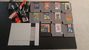 Nintendo (NES) and Games - Great Christmas Present