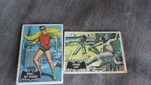 Batman cards(2) 1966