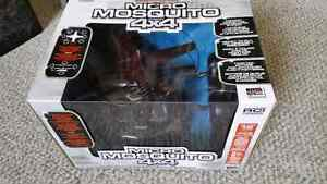 Micro Mosquito 4×4 remote controlled helicopter