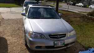 Safetied 1999 Acura TL fully loaded