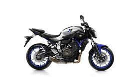 2016 Yamaha MT-07 / ABS 689.00 cc