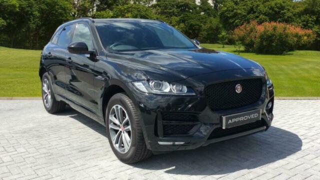 2019 Jaguar F Pace 2 0d R Sport 5dr Auto Awd Diesel Estate In Leeds West Yorkshire Gumtree